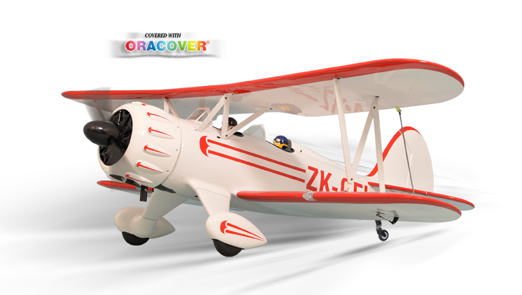 PH173– WACO GP/EP Size 50-61cc Scale 1:4  ARF
