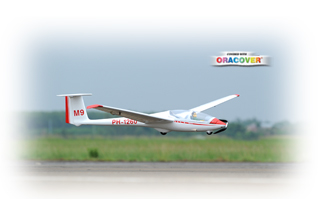 GL06 - ASK-21 ELECTRIC 3200 ARF 1/5 SCALE
