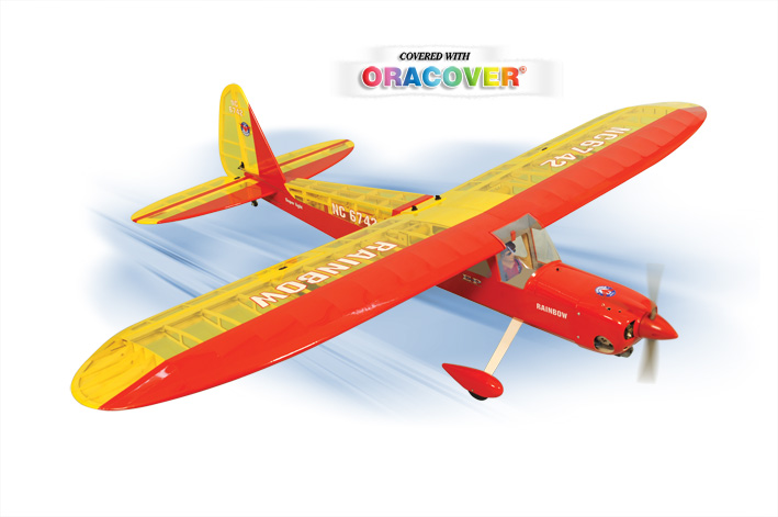 PH056 – RAINBOW 2000 SIZE .46-.55 GP/EP SCALE 1:5 ARF