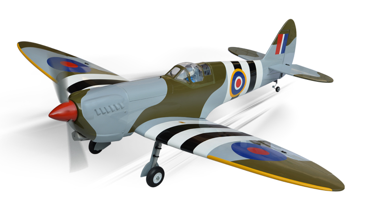 PH067 – SPITFIRE GP/EP Size .91/15cc SCALE 1:7 ¼  ARF