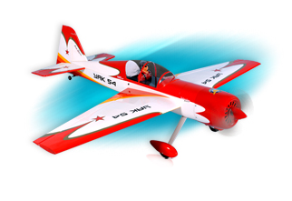 PH074 – YAK54 SIZE .46-.55 GP/EP SCALE 1:5 ¾ ARF