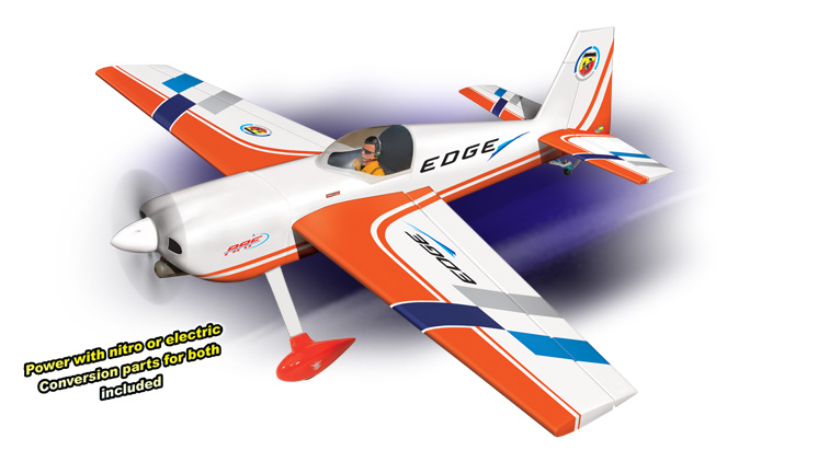 PH093 – EDGE 540 SIZE .120 GP/EP SCALE 1:4 ½ ARF