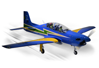 PH203 – TUCANO 60CC GP/EP SCALE 23% ARF